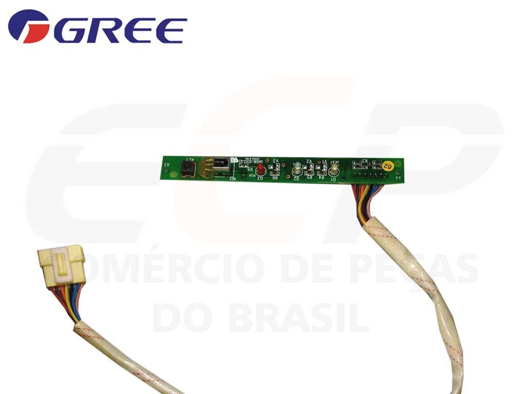 Placa Receptora GSW 9 12 L R E