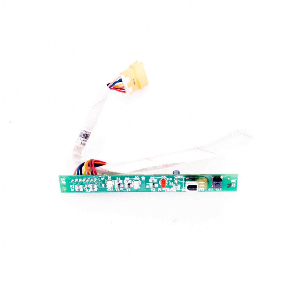 Placa Receptora GSW 9 12 L R E  - ECP Peças Originais p/ Ar Condicionado.
