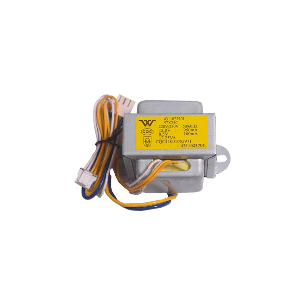 Transformador Reator 57X25C GTH 24 36 48 60 B1BI Piso Teto 4311023701 Gree