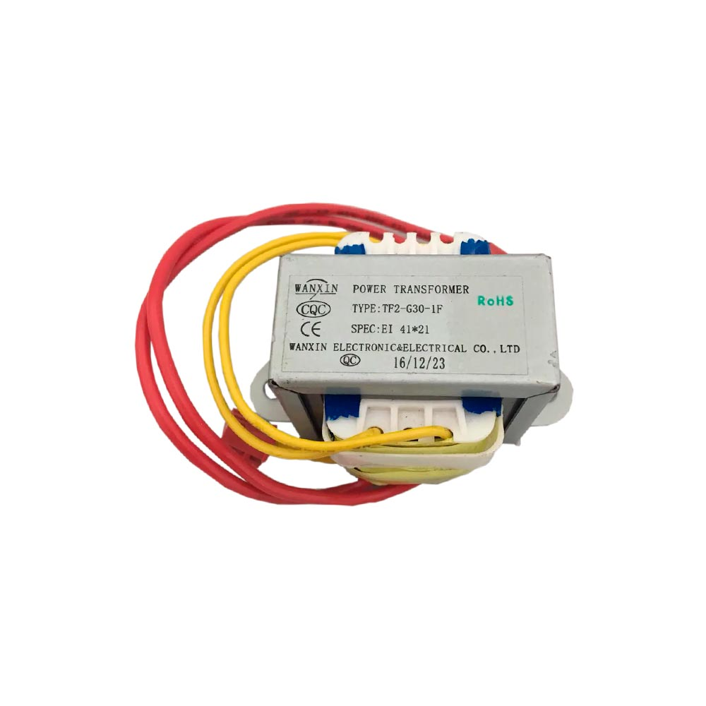 Transformador Reator TF2-G30-1F 202300900179 Midea Carrier Comfee Admiral