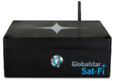 Modem Roteador Hotspot via Satélite Sat-Fi 1 Globalstar - Produto Seminovo   - Celular Via Satélite