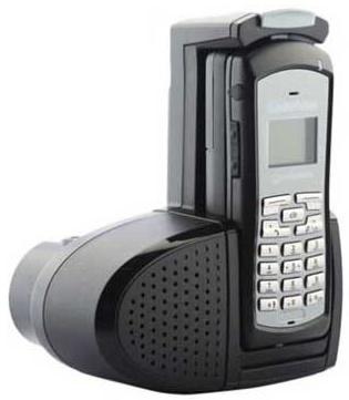 Kit Viva Voz para Telefone via Satélite GSP-1700 Globalstar  - Celular Via Satélite