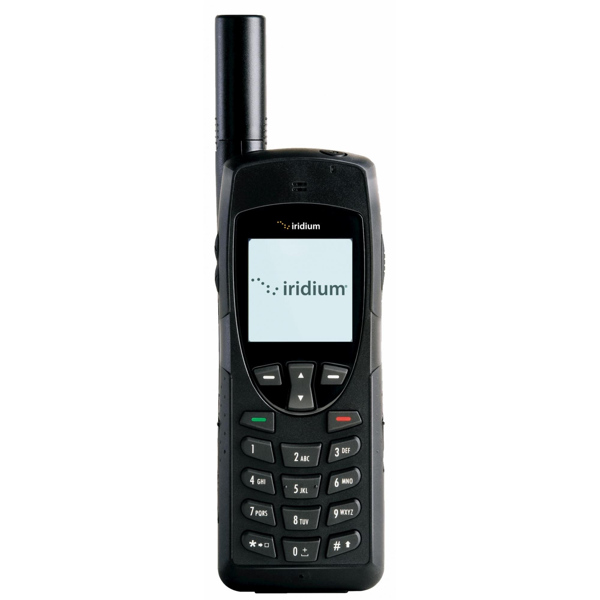 Iridium 9555  - Celular Via Satélite
