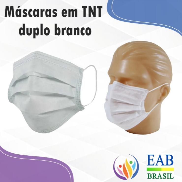 05 Máscaras em Tecido Tricoline - Lavável e Reutilizável  - Testes Para Drogas e COVID-19. Máscaras e Como Parar de Beber e Fumar