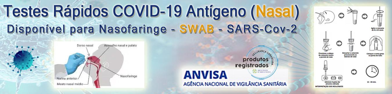 COVID-Antígeno Nasal