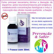 Anti-álcool Quelanol 01 frasco 30ml