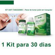 Kit Nico Free Antitabagismo