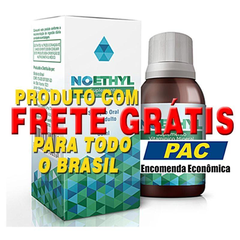 Anti-alcool NOETHYL 01 frasco  - Prevenção e Saúde