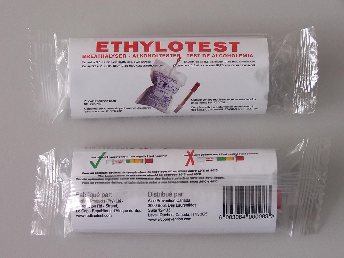 Bafômetro descartável - 100 unidades  - Testes Para COVID e Drogas. Máscaras Descartáveis e Suplementos e Anti Tabaco