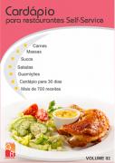 Cardápio para Restaurantes Self-Service - Volume 2