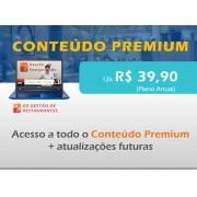 Conteúdo Premium (Todos os Cursos) - Plano Anual