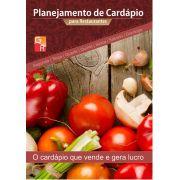 Planejamento de Cardápio para Restaurantes