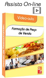 Formação de Preço de Venda para Restaurantes e Bares - Digital  - GR - Treinamento em Gestão de Restaurantes e Gastronommia