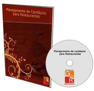 Planejamento de Cardápios  - GR - Treinamento em Gestão de Restaurantes e Gastronommia