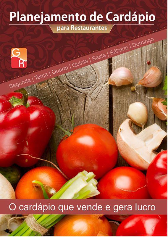 Planejamento de Cardápio para Restaurantes  - GR - Treinamento em Gestão de Restaurantes e Gastronommia