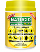 Natucid Insetos Gold 50g - Inseticida medalha de ouro