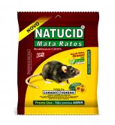 Natucid Mata Ratos Girassol Sachês 20 gr