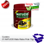 01 Un- Isca Natucid Mata Ratos pote 75gr de Grãos de Girassol com gergelim super atrativa, eficaz contra ratazanas e camundongos.