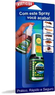 01 uni NATUCID 30ml Cartelas - Eficaz contra Formigas, Cupins, Baratas, Pulgas e Carrapatos - Cód. 30