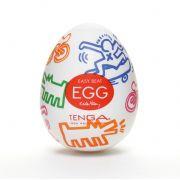 Tenga EGG - Keith harding Egg Street