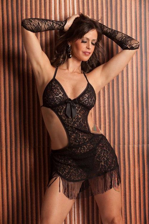 Vestido Bambolê - Aline Lingerie