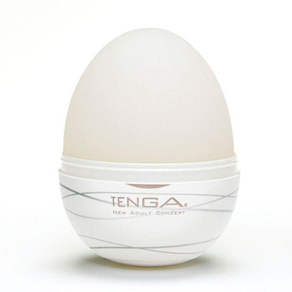 Masturbador Tenga Egg – Silky