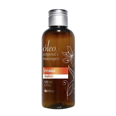 Óleo para massagem corporal Pitanga - 120ml
