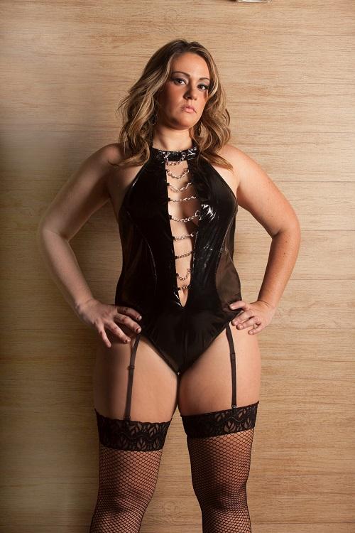 Body Exótico Plus Size - Aline Lingerie