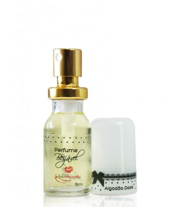 Perfume Beijável Algodão Doce - 15ml