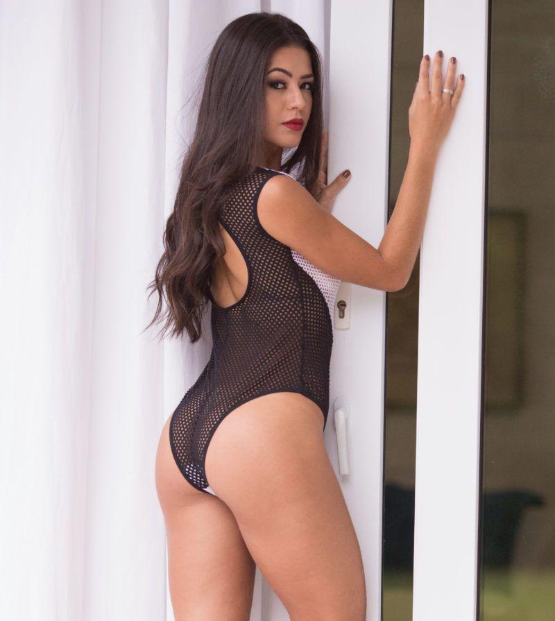 Body Yasmin - Aline Lingerie