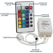 Controle Fita de LED RGB