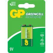Bateria 9V Greencell GP1604S 6F22
