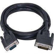 Cabo DVI 24+5 Para VGA - 1.8 Metros