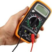 Multimetro Digital Com Sensor MAS- 838
