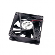 Ventilador Cooler 80x80x25mm 12V - 200 MA
