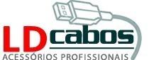 Conector Canon Macho Linha Ld Cabos  - LD Cabos Soluções Áudio e Vídeo