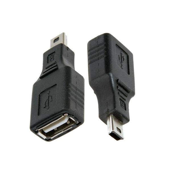 Adaptador USB 5 Pinos Para USB Fêmea  - LD Cabos Soluções Áudio e Vídeo