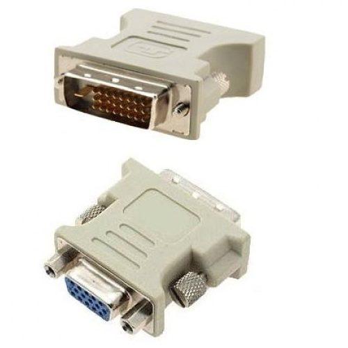 Adaptador DVI Para VGA 24+1  - LD Cabos Soluções Áudio e Vídeo