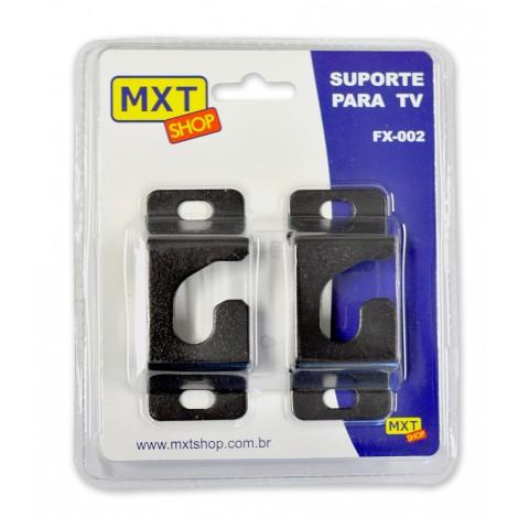 Suporte Para Televisão Fixo 37 a 70 FX-0002  - LD Cabos Soluções Áudio e Vídeo