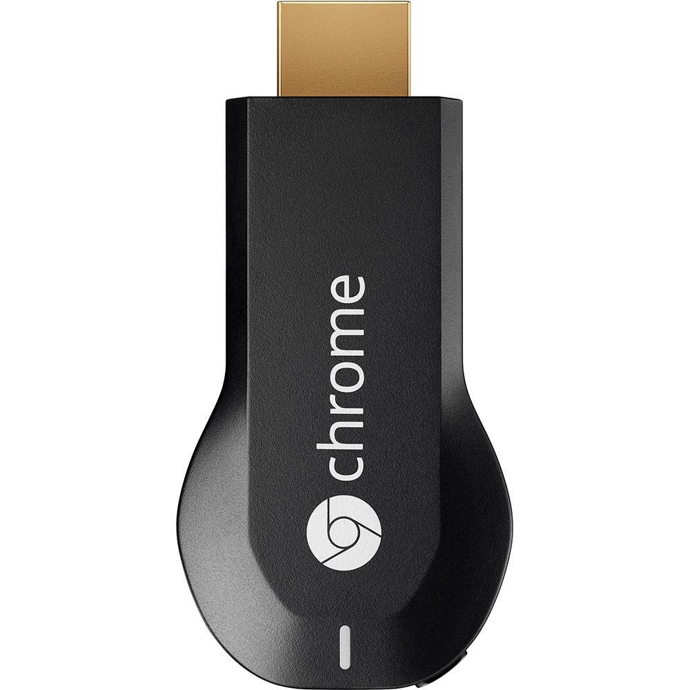Chromecast HDMI para Streaming Google  - LD Cabos Soluções Áudio e Vídeo