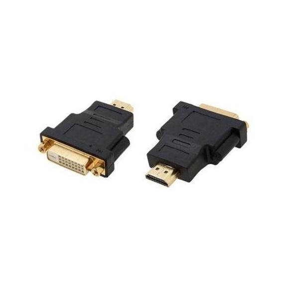 Adaptador DVI Para HDMI Digital  - LD Cabos Soluções Áudio e Vídeo