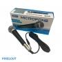 Microfone Com Fio Profissional Dinâmico Knup - KP MO014