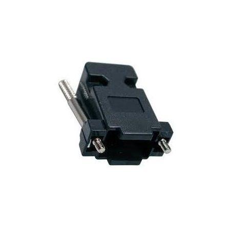 Capa Para Conector DB-9 Plastica KIT Longo  - LD Cabos Soluções Áudio e Vídeo