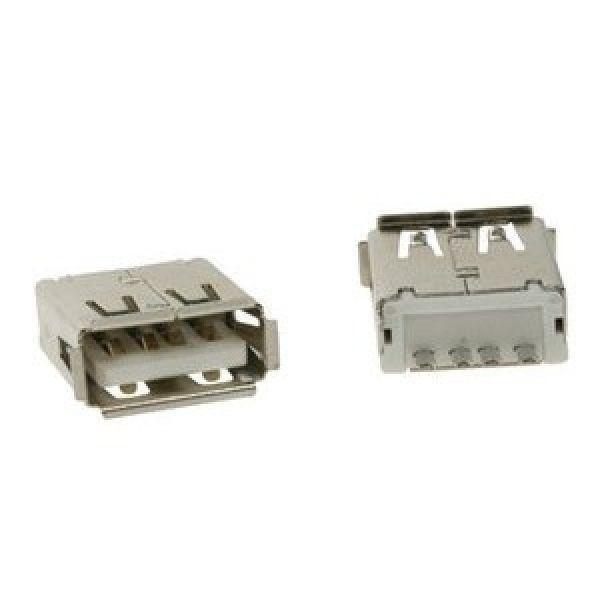 Conector USB - A Fêmea Para Cabo  - LD Cabos Soluções Áudio e Vídeo