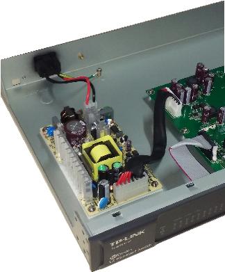 Fonte DC 48 volts Tp-Link
