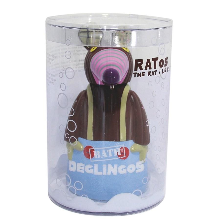 Dispenser de Shampoo Ratos, o Rato Deglingos