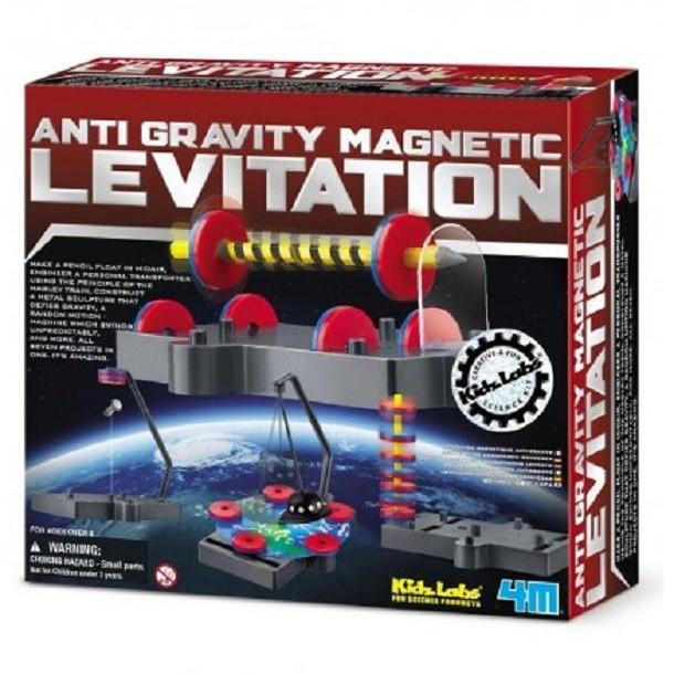 Ciência da Levitação 4M