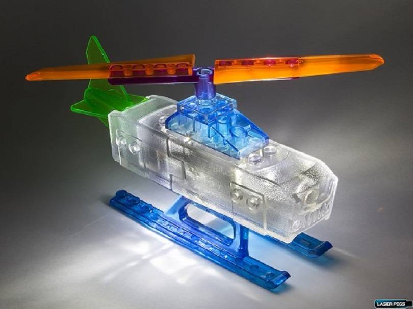 Clássico 3 em 1 ZippyDo Laser Pegs