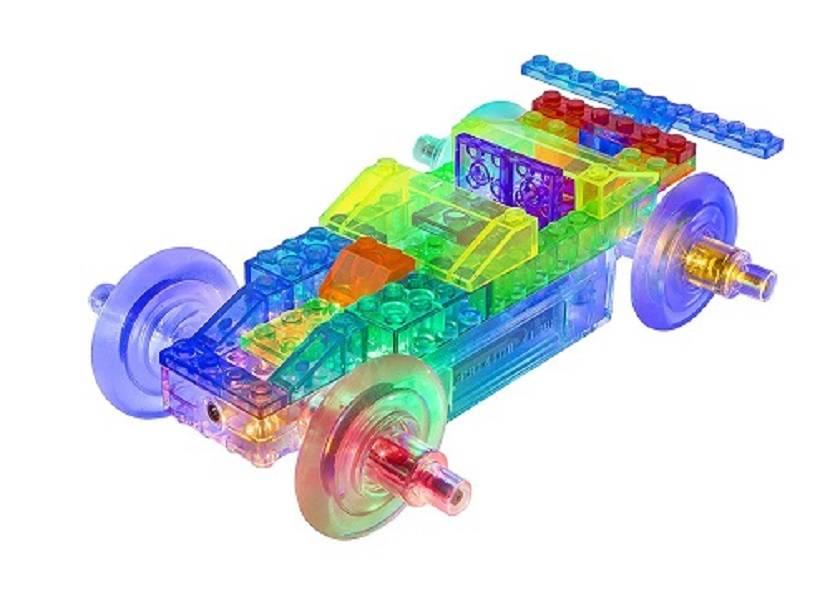Formula 1 12 em 1 Laser Pegs