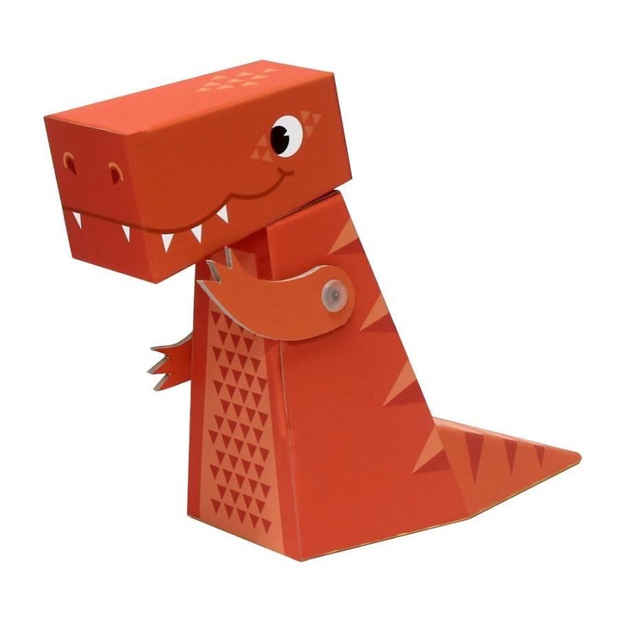 Dinossauro de Montar T-Rex Krooom